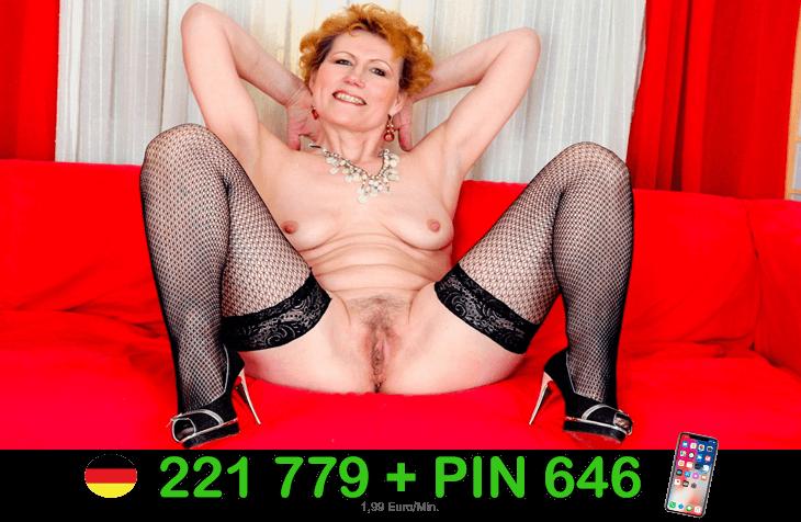 heisse telefonsex rufnummern von sexy omas